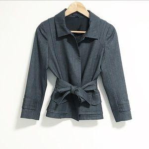 Theory. Wool blazer jacket. Profession yet chic